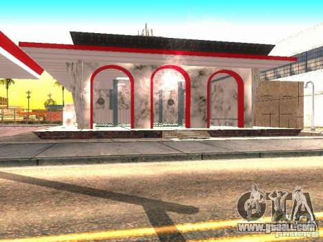 Mosque and animation Prayer for GTA San Andreas