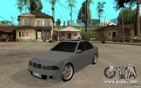 BMW 523i CebeL Tuning for GTA San Andreas