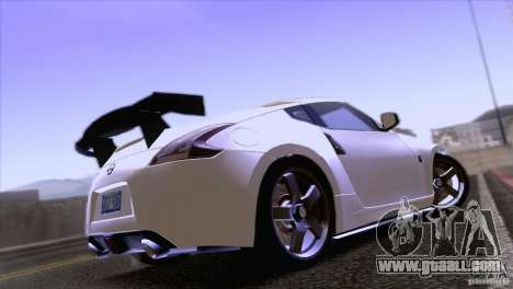 Shine Reflection ENBSeries v1.0.0 for GTA San Andreas third screenshot