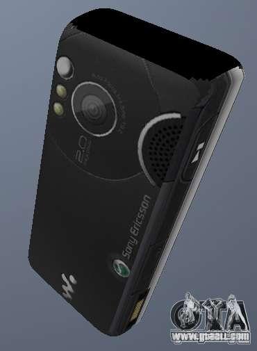 Sony Ericsson W610i for GTA San Andreas second screenshot