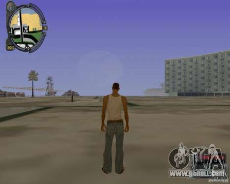 iCEnhancer beta for GTA San Andreas second screenshot