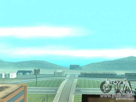 Timecyc - Purple Night v2.1 for GTA San Andreas second screenshot