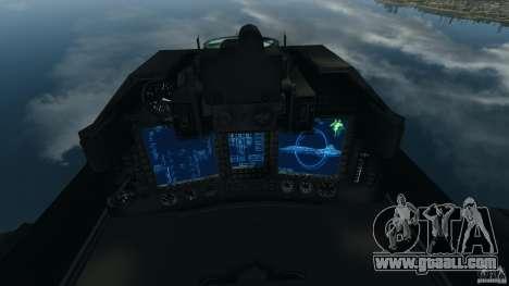 ADF-01 Falken for GTA 4 right view