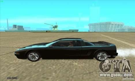 ENBSeries v4.0 HD for GTA San Andreas third screenshot