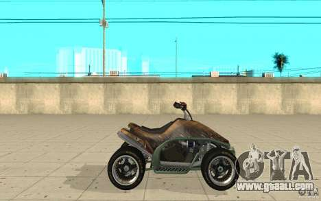 Powerquad_by-Woofi-MF skin 3 for GTA San Andreas left view