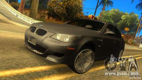 ENBSeries by Fallen for GTA San Andreas ninth screenshot