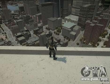 Batman: The Dark Knight for GTA 4 fifth screenshot