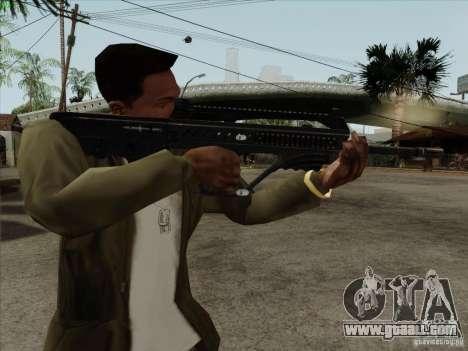 Katiba for GTA San Andreas