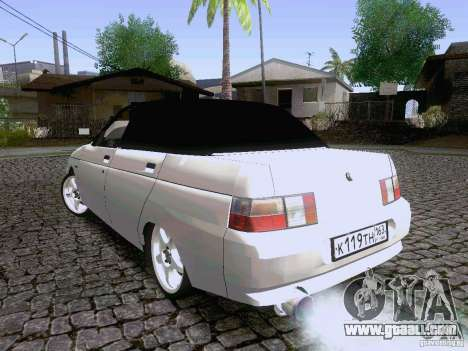 LADA 21103 Maxi for GTA San Andreas back left view