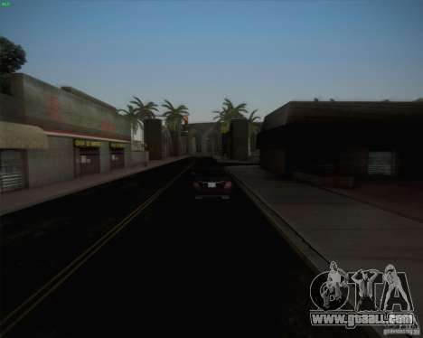 New roads around San Andreas for GTA San Andreas second screenshot