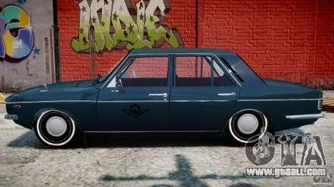 Peykan 1348 1970 for GTA 4 upper view