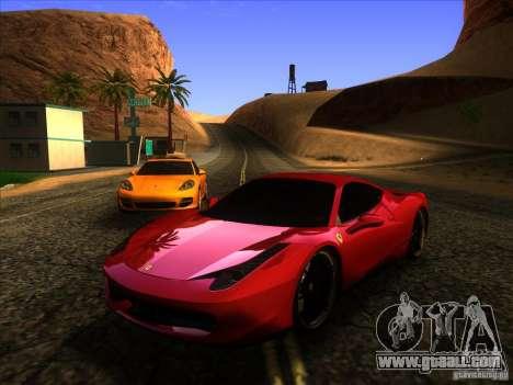 ENBSeries by Fallen v2.0 for GTA San Andreas ninth screenshot