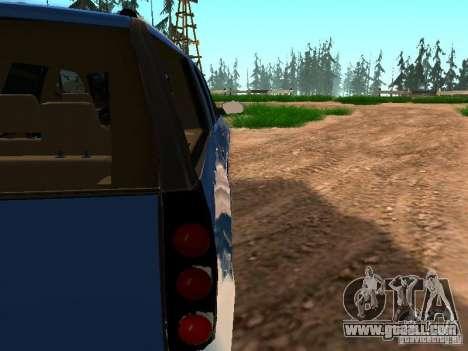 GMC Yukon Denali XL for GTA San Andreas side view