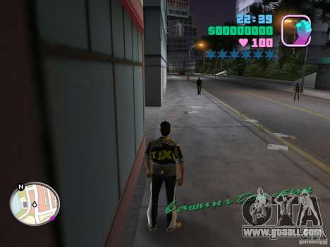 Pak new skins for GTA Vice City eleventh screenshot