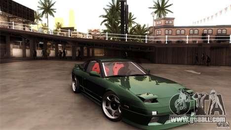 Nissan 240SX S13 Drift Alliance for GTA San Andreas