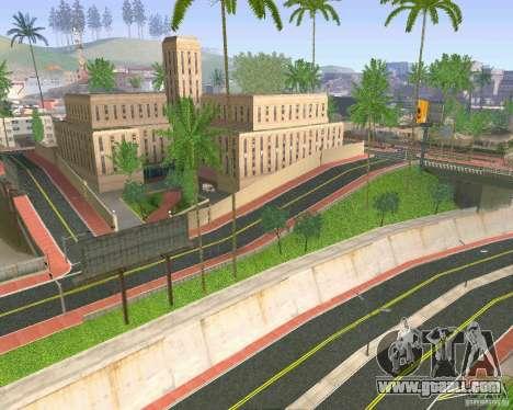 New Textures Of Los Santos for GTA San Andreas eleventh screenshot