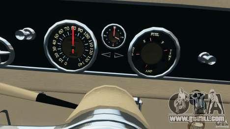 Buick Riviera 1966 v1.0 for GTA 4 inner view