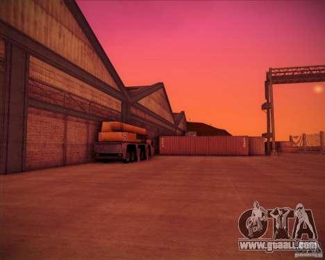 Portland for GTA San Andreas fifth screenshot
