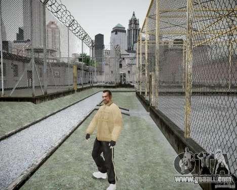 Prison Break Mod for GTA 4 third screenshot