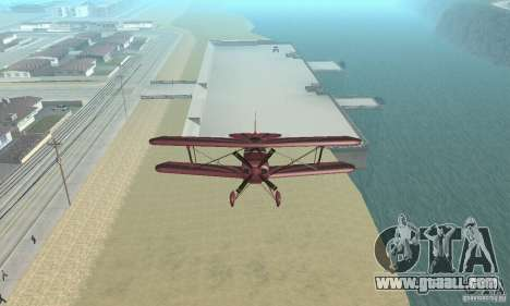 Extra 300L for GTA San Andreas right view
