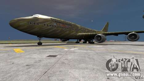 Airbus Military Mod for GTA 4