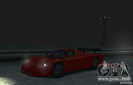 Maserati MC12 R for GTA 4 left view