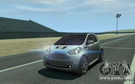 Aston Martin Cygnet 2011 for GTA 4