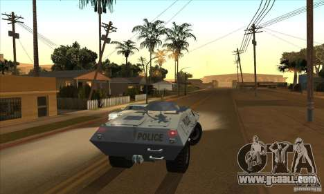 Enb Series HD v2 for GTA San Andreas eleventh screenshot