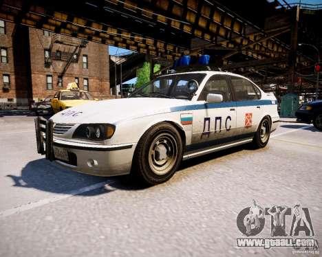 Russian Police Patrol for GTA 4