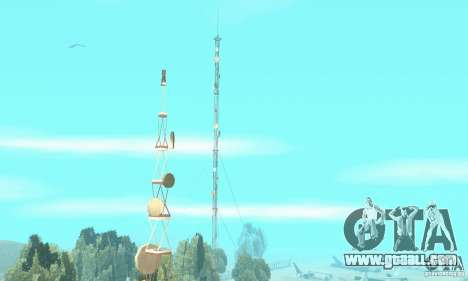 Base of CJ mod for GTA San Andreas third screenshot