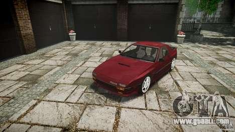 Mazda RX7 FC3S for GTA 4