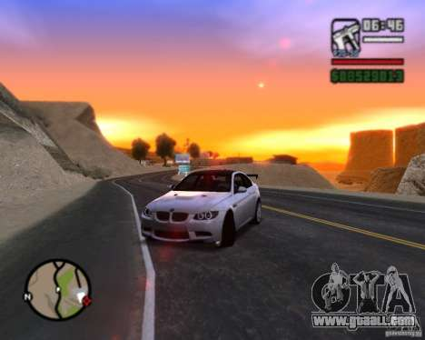 Enb series by LeRxaR for GTA San Andreas