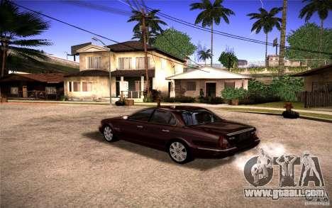Jaguar Xj8 for GTA San Andreas left view