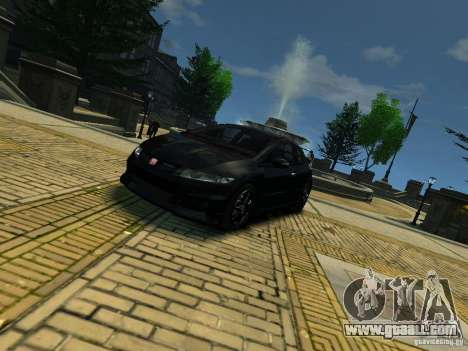 Honda Civic Type R Mugen for GTA 4