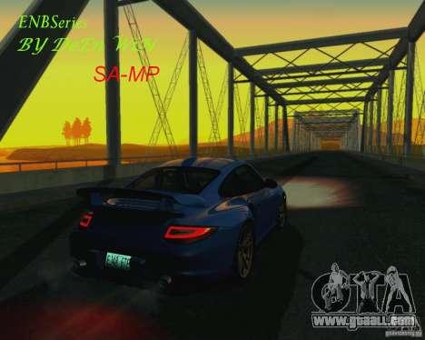 ENBSeries by DeEn WiN v2.1 SA-MP for GTA San Andreas