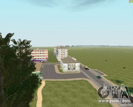 A Busaevo for the CD for GTA San Andreas third screenshot