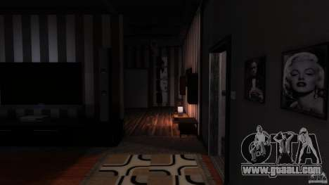 Playboy X New House Textures for GTA 4 forth screenshot