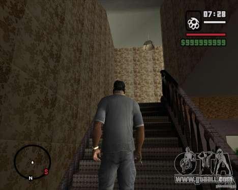 Replacing the whole House CJeâ for GTA San Andreas third screenshot