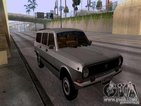 GAZ 24-12 SL Volga for GTA San Andreas