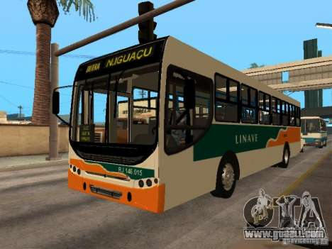 Caio Apache S21 Linave for GTA San Andreas inner view