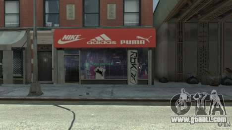 New gas station for GTA 4 sixth screenshot