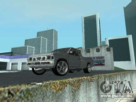 Nissan Pick-up D21 for GTA San Andreas left view