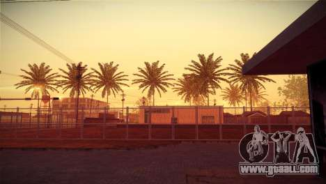 HD Trees for GTA San Andreas