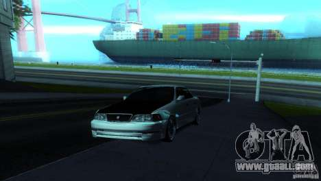 Toyota Mark II 100 for GTA San Andreas right view