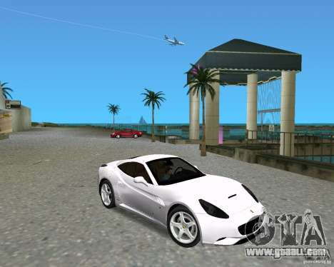 Ferrari California for GTA Vice City