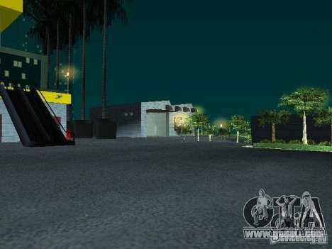 New showroom in San Fierro for GTA San Andreas sixth screenshot