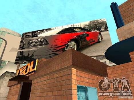 New transfender in Los Santos. for GTA San Andreas forth screenshot