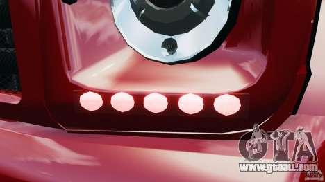 Mercedes-Benz G55 AMG for GTA 4 interior