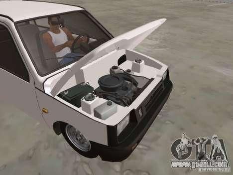 VAZ 1111 Oka for GTA San Andreas side view
