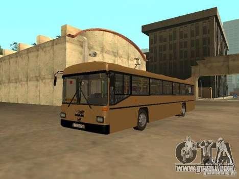 Man 202 for GTA San Andreas